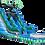 Thumbnail: Blue Crush WATER SLIDE   16' H x, 27'L x 12' W