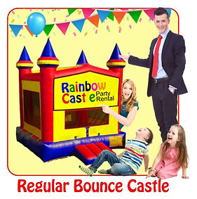 Regula Bounce Castle