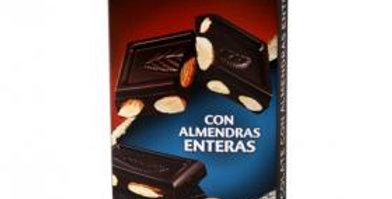 Carrefour Chocolate con almendras 200 g