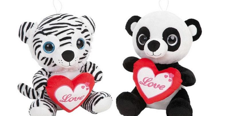 Peluche Panda Love 32 cm