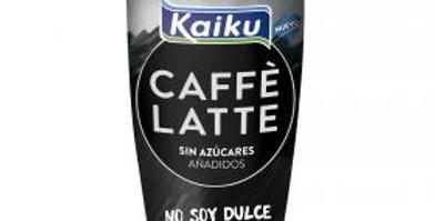 Kaiku Cafe Latte Sin Azucares