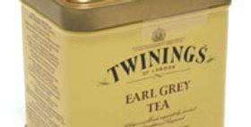 TWININGS Te Earl Grey 100 g