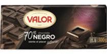 VALOR Chocolate Negro 70 %