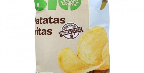 BIO patatas fritas 100 g