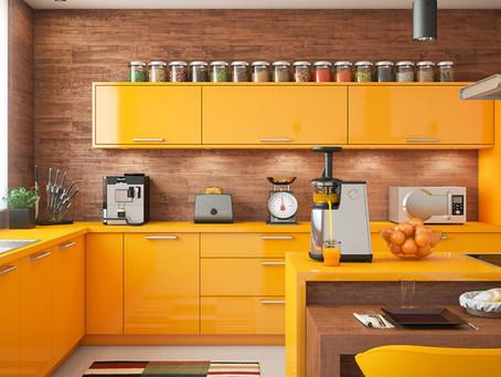 Greater Kitchen Storage Is in Demand