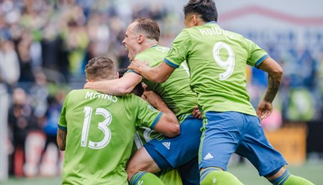 The Sounders are back!