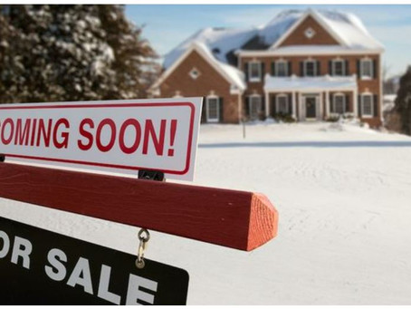 Why This Winter's 'Slow' Home-Selling Season May Be Hotter Than EverBy Erica Sweeney | Nov 2, 2020