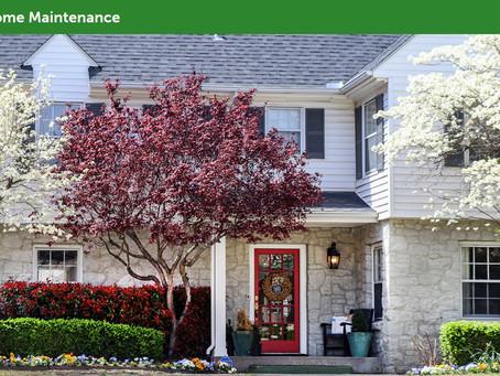 Easy Exterior Home Tweaks