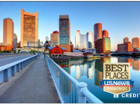 The 25 Best Places for Young Professionals
