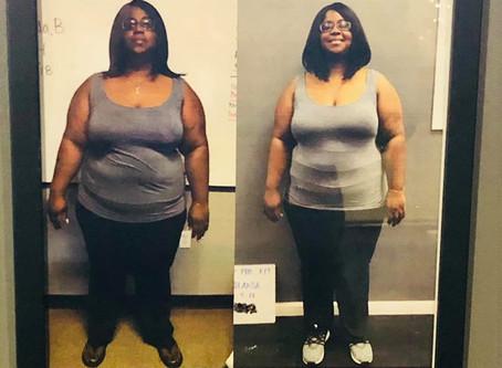 Transformation Tuesday - Prōphetess Yolanda Banks!