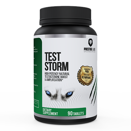 Test Storm: Testosterone Booster