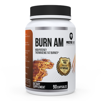 Burn AM: Natural Thermogenic Fat Burner
