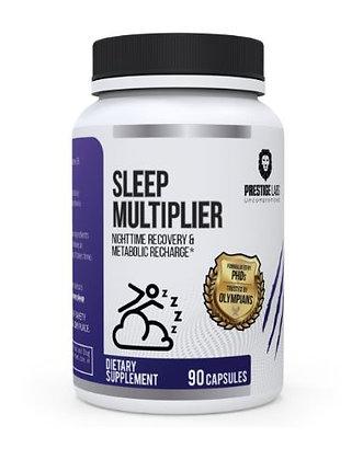 Sleep Multiplier: Metabolic Recharge