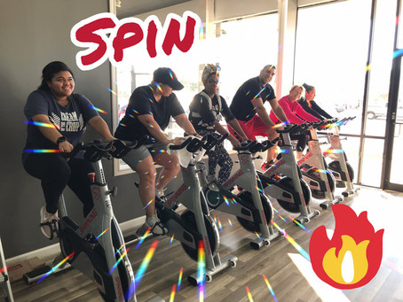 Introducing Peloton Group Spin classes at Pro Fit 24
