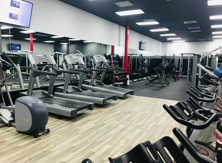 Grand Opening of Spring new local Transformation Gym on 2920