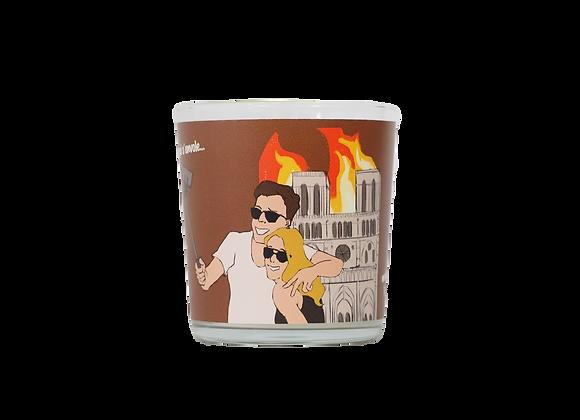 La Notre-Dame - Bois brulé