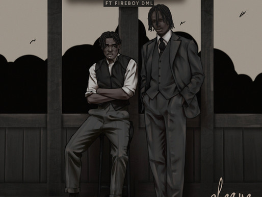 "Cheque & FireboyDML reflect on their friendship ""History"""