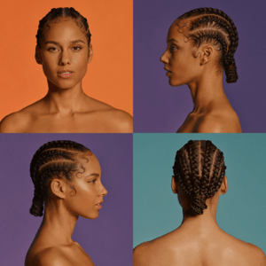 "Alicia  Keys  gifts  us with the real ""Alicia"""