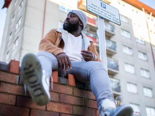"""Blackson  is  bringing  Italian  grime  in with """"Outsider"""""""