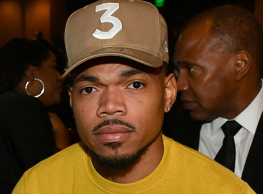 Black History month at Finesse Foreva: Chance The Rapper AN   Angel black activist  in  Chicago