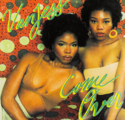 """VanJess    revive  '90s  r&b  with  """"Come Over"""""""