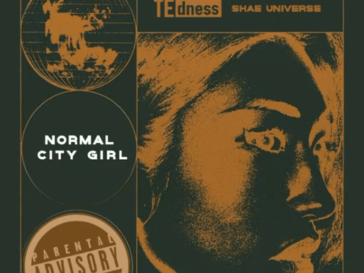 """TE dness teamed up with Shae Universe  for """"Normal City Girl"""""""