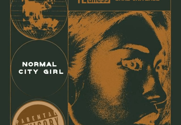 "TE dness teamed up with Shae Universe  for ""Normal City Girl"""