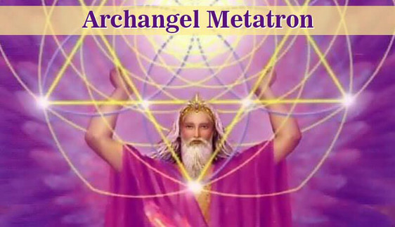 5 Things To Know About Archangel Metatron & the Power of his Healing Cube, also known as the Merkaba