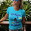 """Thumbnail: """"Namaste Witches"""" High Quality Women's Soft 100% Cotton Tee 15 Colors & 7 Sizes"""