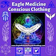 Eagle Medicine Conscious Clothing.png