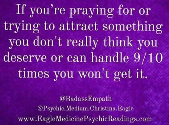 God and the Law of Attraction