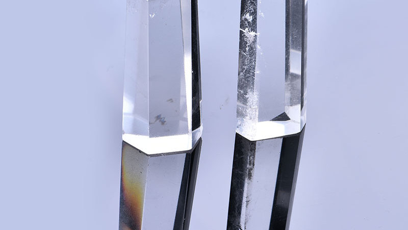 1pc Natural Clear Quartz Tower - 3 Sizes Available - Activates Other Crystals
