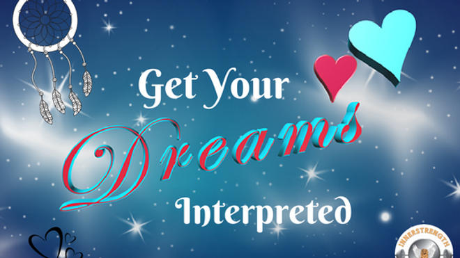 Dream Interpretation Reading w/Medium Christina (phone,video & email options)