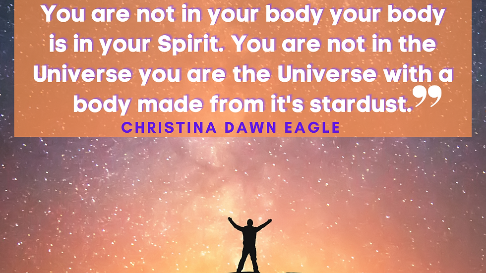 Lightworker's Life Purpose Soul Coaching w/ Psychic Medium Christina