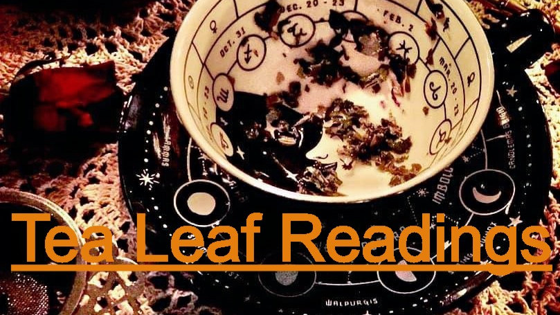 Tea Leaf Readings With Dr. Kristé - Emailed Video Options (Receive in 1-7 days)