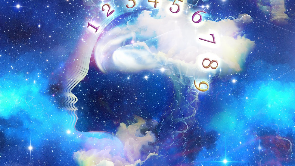 Numerology Discovery Session w/Medium Christina (phone, video & email options)