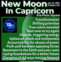 New Moon In Capricorn: Upheaval, Transformation and Find Your Roots
