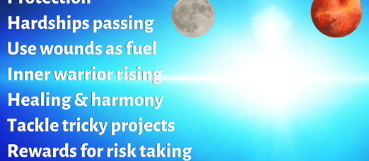 Full Moon in Libra's Big Energy Report: Grand Trine and Chiron the Wounded Healer