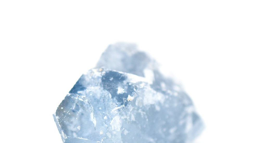 """Celestite Prisms """"The Angel Stone"""" FAST in USA Shipping"""