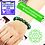 Thumbnail: Malachite Natural Crystal Bracelet -Stone of Transformation, Love and Protection