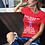 "Thumbnail: ""You Read My Shirt That's Enough Peopling For Today"" Empath Women's Cotton Tee"