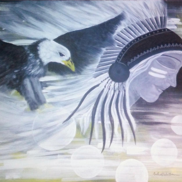 Eagle Medicine Woman