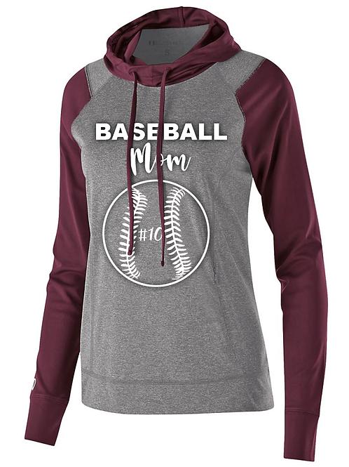 Baseball Mom with player #/s