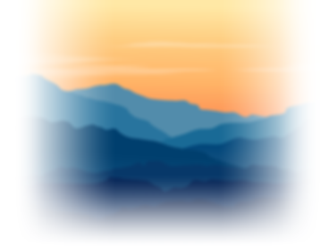 bigstock-Vector-Landscape-With-Blue-Sil-