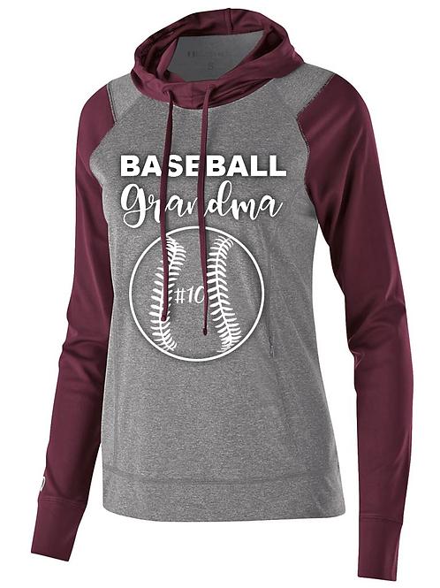 Baseball Grandma with Player #/s