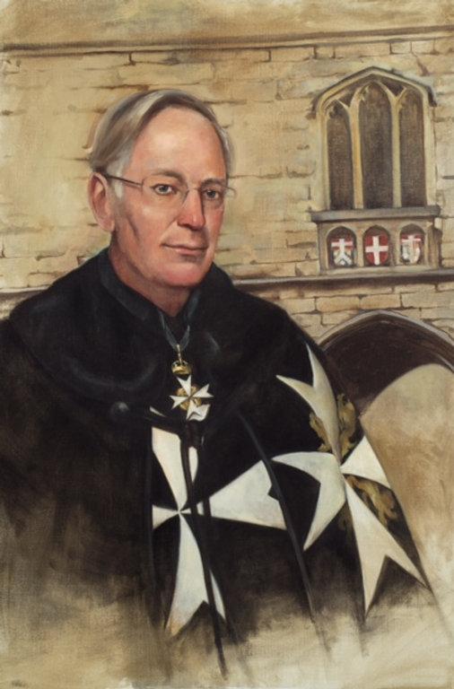 His Royal Highness Rchard Duke of Gloucester Grand Prior