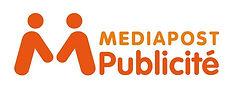 Logo mediapost publicite sans signature.