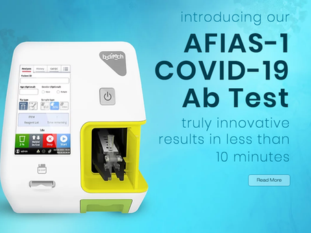 Immunostics Launches COVID-19 Point-of-Care Test to Detect Novel Coronavirus in less than 10 Minutes