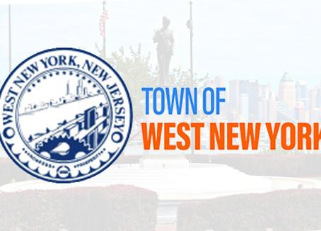 Town of West New York Offering New Coronavirus and Antibody Testing