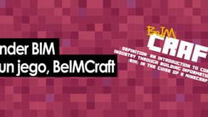 Aprender BIM con un juego, BeIMCraft